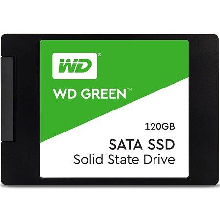 """SSD WD Green 120Gb SATA 2,5"""" (WDS120G2G0A)"""