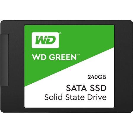 """SSD WD Green 240Gb SATA 2,5"""" (WDS240G2G0A)"""