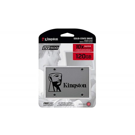 SSD Kingston 120Gb SSDNow UV500 Sata3 (SUV500/120G)