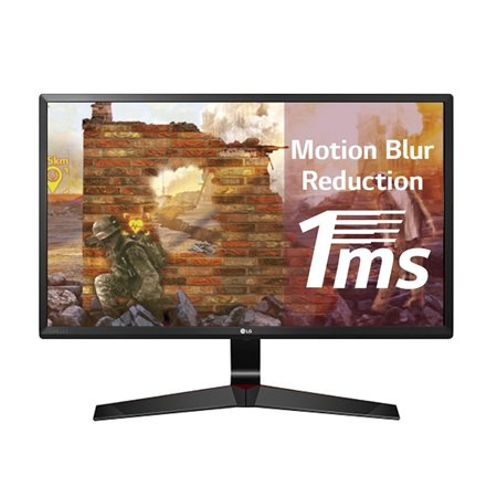 "Monitor LG 24"" FHD HDMI 1ms Gaming FreeSync (24MP59G-P)"