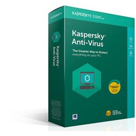Kaspersky Antivirus 2019 1 Equipo