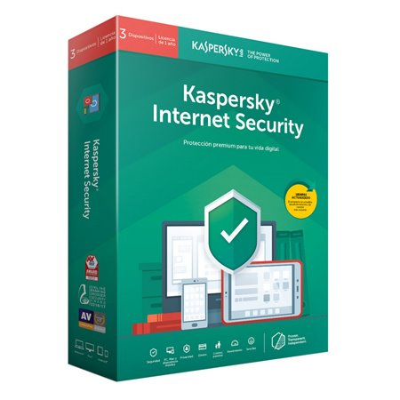 Kaspersky Internet Security 2019 3 Equipos