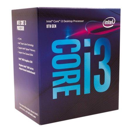 Intel Core i3-8100 LGA1151 3.6GHz 6Mb