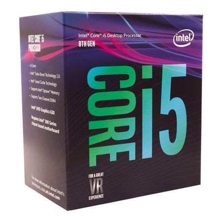 Intel Core i5-8400 LGA1151 2.8 9Mb HD630