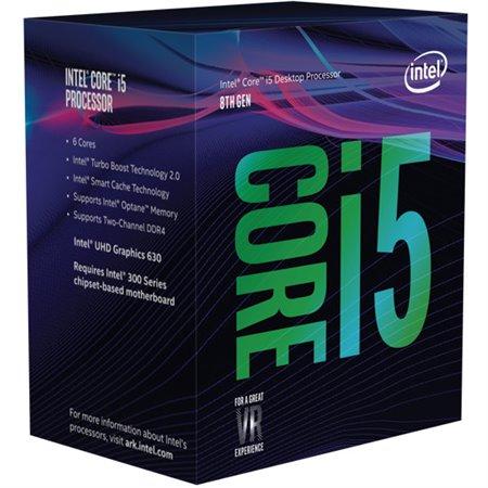 Intel Core i5-8500 LGA1151 3.0/4.1 Ghz 9Mb HD630