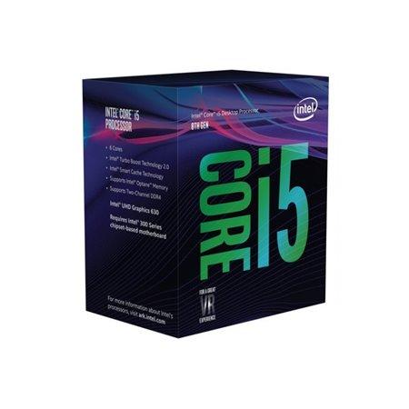 Intel Core i5-8600 LGA1151 3.1/4.3 GHz 9Mb HD630