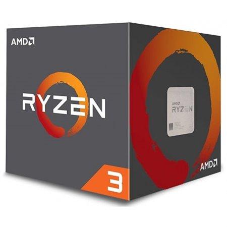 AMD Ryzen 3 1300X 3.5Ghz 10Mb AM4 Caja