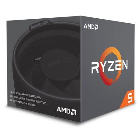 AMD Ryzen 5 1500X 3.5Ghz 18Mb AM4 Caja