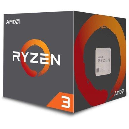 AMD Ryzen 3 1200 3.1Ghz 10Mb AM4 Caja