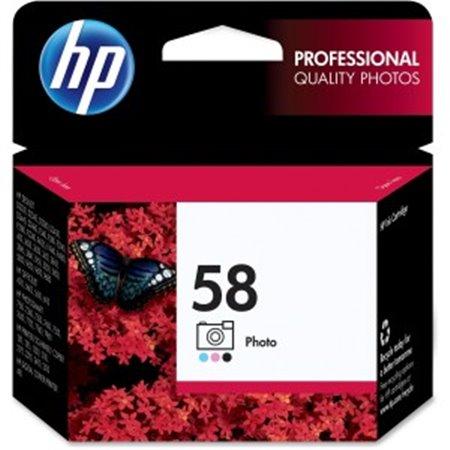 Tinta HP 58